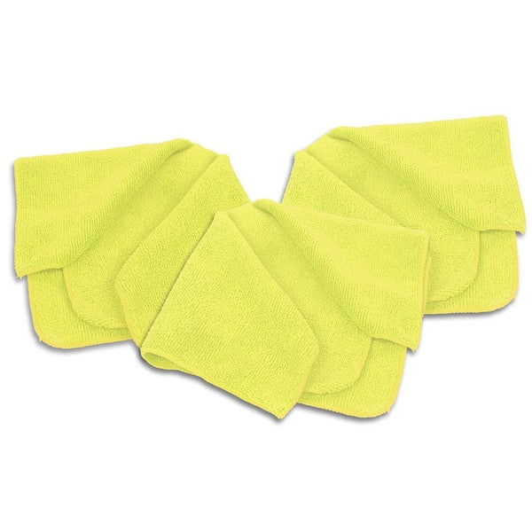 3-piece Microfiber Cleaning Cloth Set