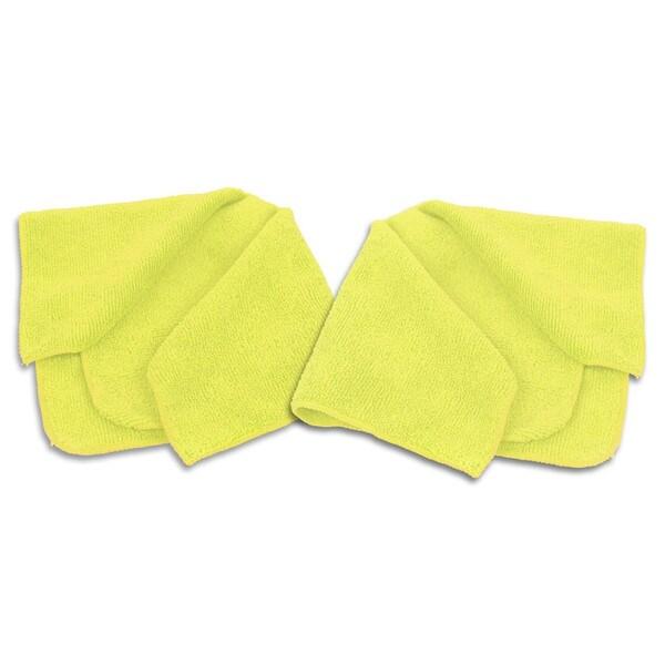 2-piece Microfiber Cleaning Cloth Set