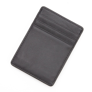 Royce Leather Slim Magnetic Money Clip Wallet