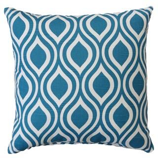 Premiere Home Nicole Aquarius 17x17 Throw Pillow