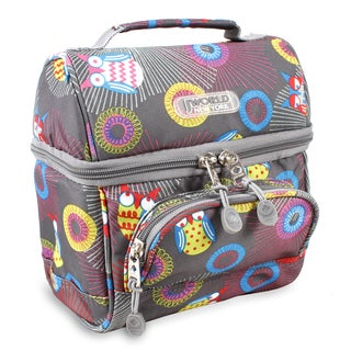 J World Blazing Owl Corey Lunch Bag