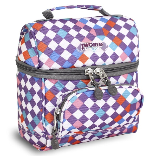 J World Checkmate Corey Lunch Bag
