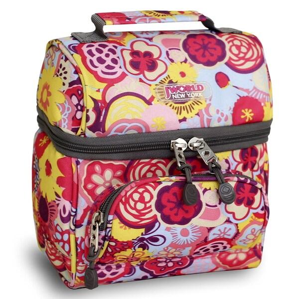 J World Poppy Pansy Corey Lunch Bag