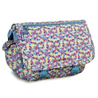 J World Floret Terry Messenger Bag