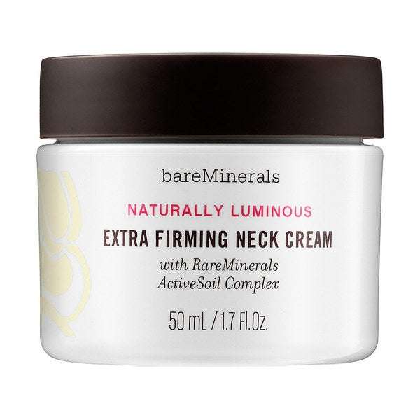 BareMinerals Natural Luminous Extra Firming Neck Cream