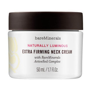 BareMinerals Natural Luminous Extra Firming Neck Cream