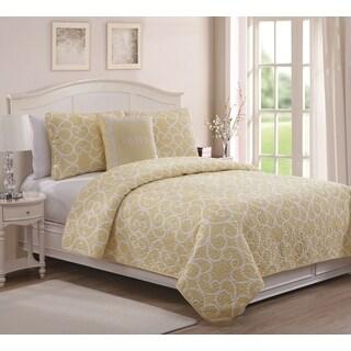Sweet 4-piece Quilt Set