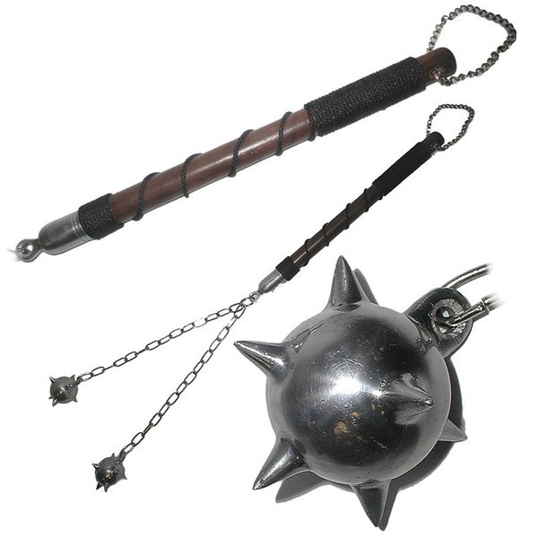Authentic Medieval Flail