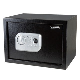 Fingerprint and Digital Steel Safe by Stalwart