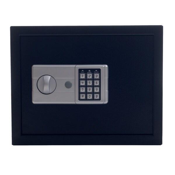 Electronic Safe Black by Stalwart