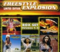 Various - Freestyle Explosion Vols 01-05