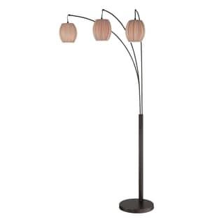 Lite Source Kaden 3-light Floor Lamp