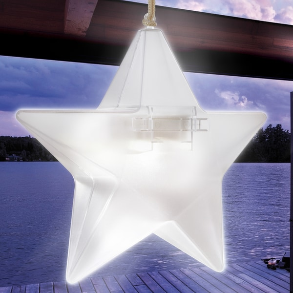 Apothecary & Company Outdoor LED Solar Star Light