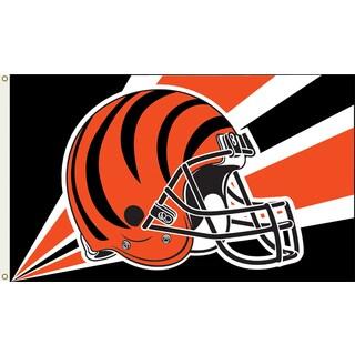 Cincinnati Bengals 3'x5' Flag