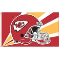 Kansas City Chiefs 3'x5' Flag