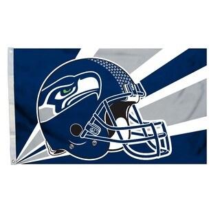 Seattle Seahawks 3'x5' Flag