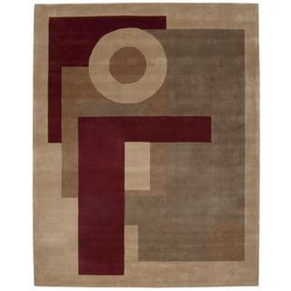 Nourison Dimensions Multicolor Rug (7'6 x 9'6)