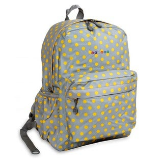 J World Candy Buttons OZ Expandable 17-inch Backpack