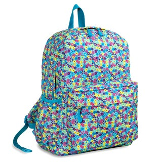 J World Floret OZ Expandable 17-inch Backpack