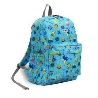 J World Jungle OZ Expandable 17-inch Backpack