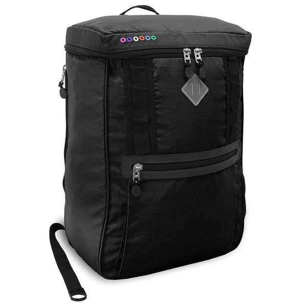 J World Rectan Rucksack 15.4-inch Laptop Backpack