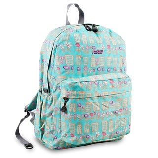 J World Urban OZ Expandable 17-inch Backpack