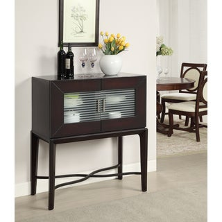 Christopher Knight Home Two Door Bar Cabinet