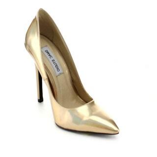 C LABEL DAYNA-7 Women's Slip On Pointed Toe Stiletto Dress Pumps High Heels