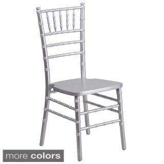 Flash Elegance Wood Chiavari Chair