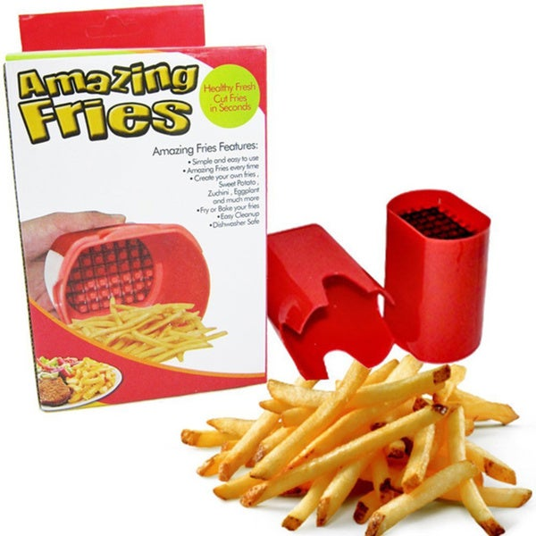 Amazing Fries French Fry Maker, Great For Other Veggies Too