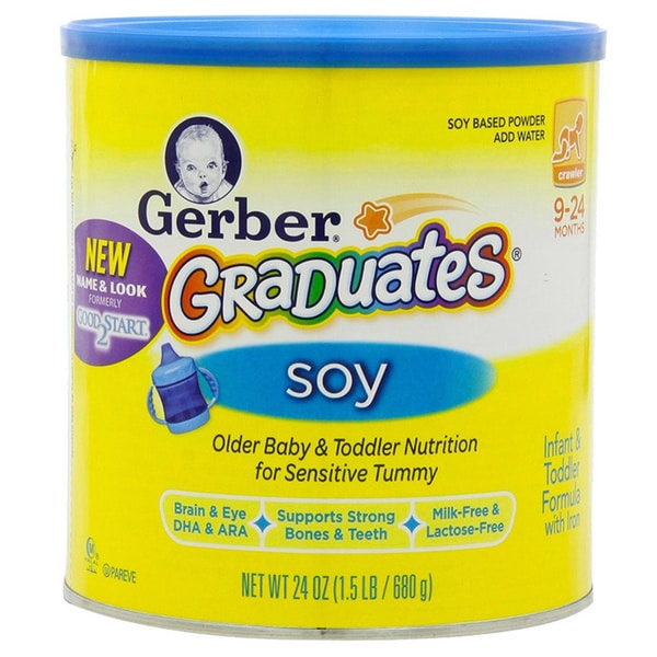 Gerber Good Start Graduates 24-ounce Soy Powder