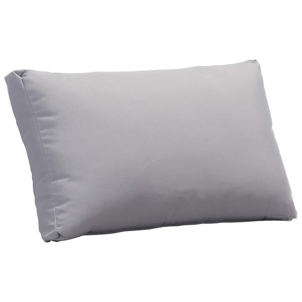 Sand Light Grey Cushion Beach Back