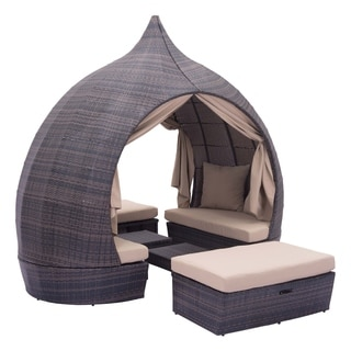 Majorca Brown and Beige Day Bed