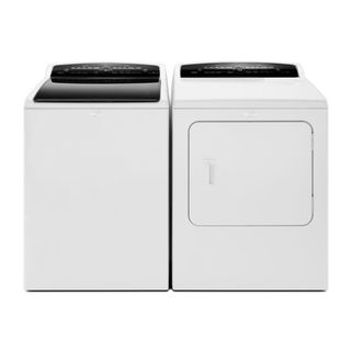 Whirlpool Cabrio Top Load Washer and Gas Dryer Pair
