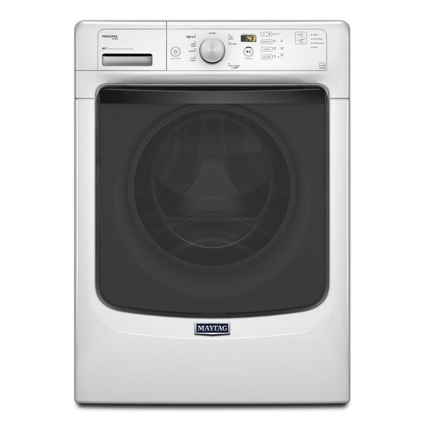Maytag Maxima Front Load Washer and Gas Dryer Pair