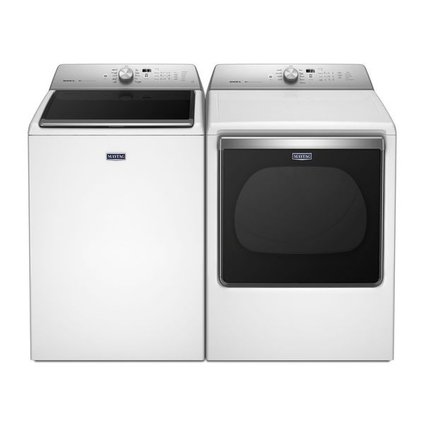 Maytag Bravos XL Series Washer and Electric Dryer Pair