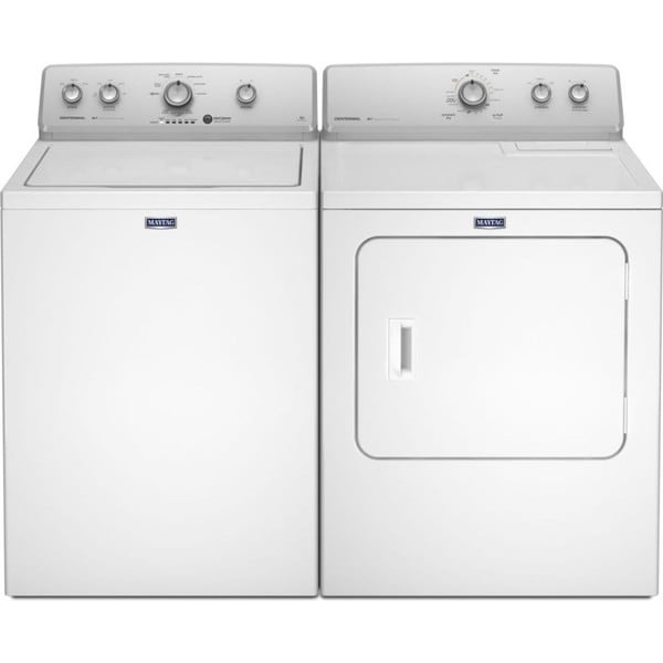 Maytag Top Load Washer and Gas Dryer