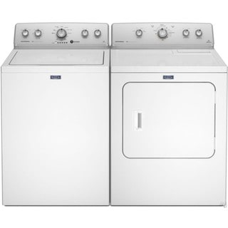 Maytag Washer and Gas Dryer Pair