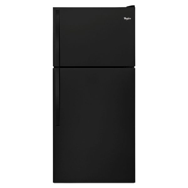 Whirlpool WRT138FZDB 18.2-cubic-foot Top Freezer Refrigerator