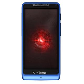 Motorola DROID RAZR HD XT926 16GB Verizon Locked 4G LTE Certified Referbished Cell Phone - Blue