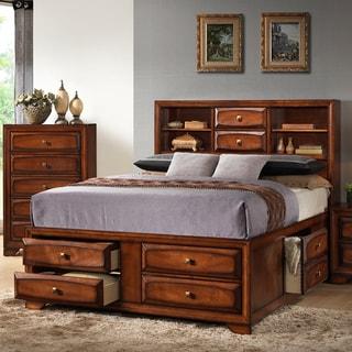 Florida Queen Storage Bed