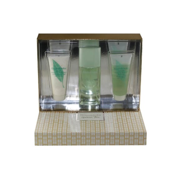 Elizabeth Arden Green Tea Scent Women's 3-piece Gift Set