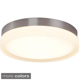 Slice 9-inch LED Round Flush Mount