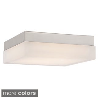 Dice 6-inch LED Square Flush Mount