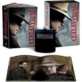 Justified: The Complete Series (Blu-ray Disc) 15949118