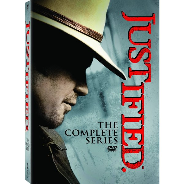 Justified: The Complete Series (DVD) 15949119