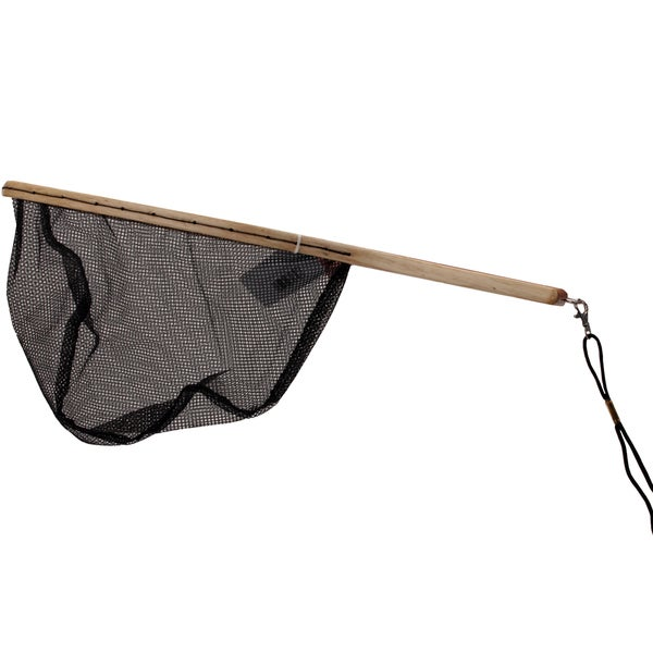 Eagle Claw Trout Net Classic Bamboo (15 x 11 x 9 inches)