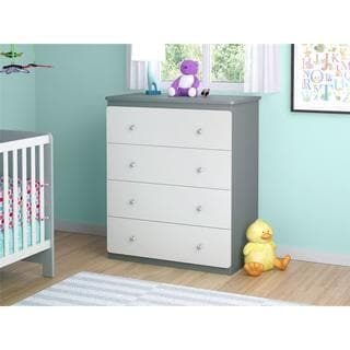 Altra Willow Lake 4 Drawer Dresser by Cosco