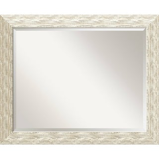 Nantucket Wall Mirror - Large 33 x 27-inch