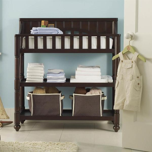 Dorel Living Beadboard Changing Table